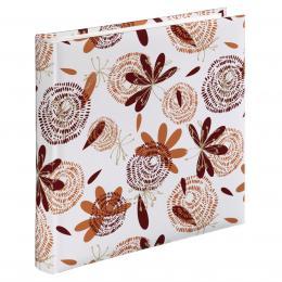 Hama album klasické LILY TREE 30x30 cm, 100 stran, bílé