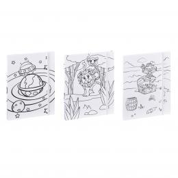 Hama album leporelo COLORARE 10x15/12, set 3 ks, pro kluky