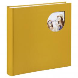 Hama album klasické CUMBIA 30x30 cm, 80 stran, hoøèièná žlutá