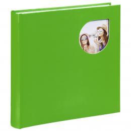 Hama album klasické CUMBIA 30x30 cm, 80 stran, jasmínová zelená