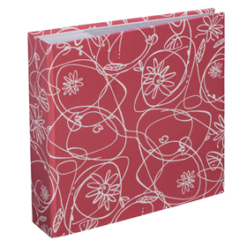 Hama album memo DECORI II 10x15/200, flamingo, popisové pole