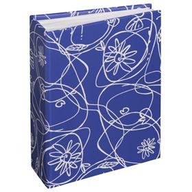 Hama album DECORI II 10x15/100, modrá