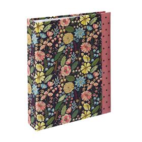 Hama album memo VINTAGE FLOWERS 10x15/200, popisové štítky