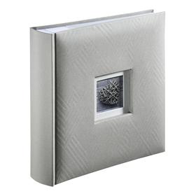 Hama album memo ADRIA 10x15/200, šedá, popisové pole
