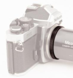 T-kroužek Bresser pro fotoaparáty Nikon M42