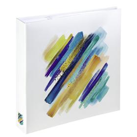 Hama album memo BRUSHSTROKE 10x15/200, modrá, popisové pole