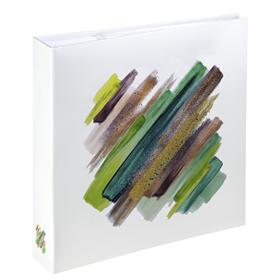 Hama album memo BRUSHSTROKE 10x15/200, zelená, popisové pole