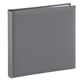 Hama album klasické FINE ART 30x30 cm, 80 stran, šedá