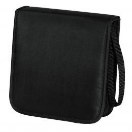 Hama pouzdro CD Wallet Nylon 20, barva èerná