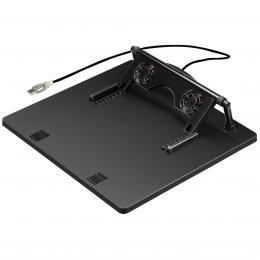 Hama stojan pro notebook s vìtráky USB