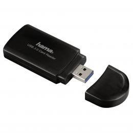 Hama �te�ka karet USB 3.0 SuperSpeed SD/microSD