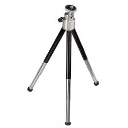 Hama ball XL Mini Tripod, black/silver