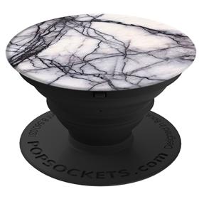 PopSockets Original PopGrip, White Marble