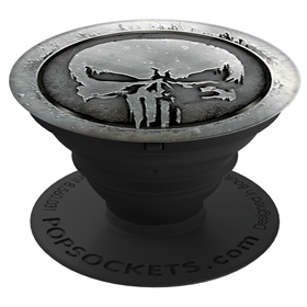 PopSockets MARVEL Punisher Monochrome