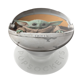 PopSockets PopGrip Gen.2, STAR WARS, The Child Pod (Baby Yoda)