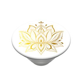 PopSockets PopTop Gen.2, Golden Prana, zlatá mandala, výmìnný vršek