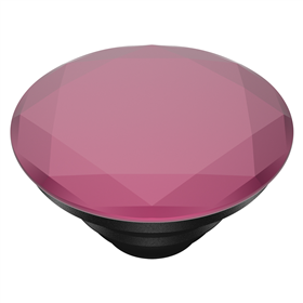 PopSockets PopTop Gen.2, Metalic Diamond Plum Berry, hliníkový, výmìnný vršek