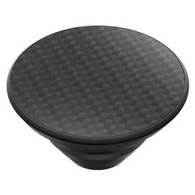 PopSockets PopTop Gen.2, Carbon Fiber, skuteèné karbonové vlákno, výmìnný vršek