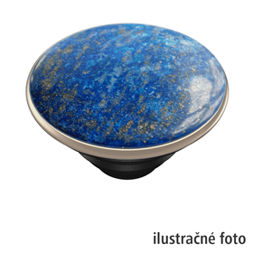 PopSockets PopTop Gen.2, Lapis, pravý lapis lazuli, výmìnný vršek