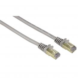 Hama CAT 6 Network Cable PIMF, gold-plated, double shielded, 5 m