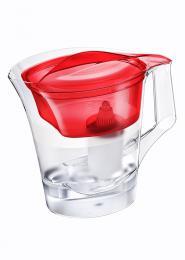 BARRIER Twist filtraèní konvice na vodu, èervená