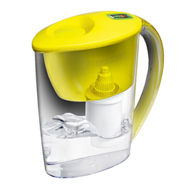 BARRIER BWT Fit Opti-Light, filtraèní konvice na vodu, elektronický indikátor, žlutá