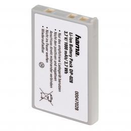 Hama fotoakumulátor Li-Ion 3.6V/ 1000mAh, typ Nikon EN-EL5 - zvìtšit obrázek