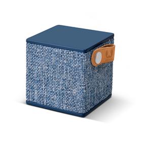 FRESH  N REBEL Rockbox Cube Fabriq Edition Bluetooth reproduktor, Indigo, indigovì modrý