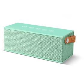 FRESH  N REBEL Rockbox Brick Fabriq Edition Bluetooth reproduktor, Peppermint, svìtle zelený