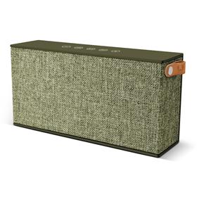 FRESH  N REBEL Rockbox Chunk Fabriq Edition Bluetooth reproduktor, Army, vojensky zelený
