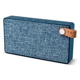 FRESH  N REBEL Rockbox Slice Fabriq Edition Bluetooth reproduktor, Indigo, indigovì modrý