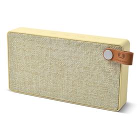 FRESH  N REBEL Rockbox Slice Fabriq Edition Bluetooth reproduktor, Buttercup, svìtle žlutý