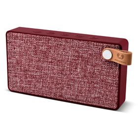 FRESH  N REBEL Rockbox Slice Fabriq Edition Bluetooth reproduktor, Ruby, rubínovì èervený