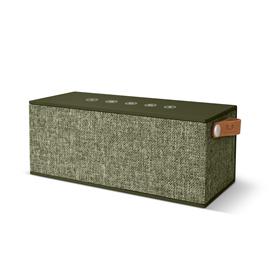 FRESH  N REBEL Rockbox Brick XL Fabriq Edition Bluetooth reproduktor, Army, vojenská zelená