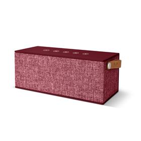 FRESH  N REBEL Rockbox Brick XL Fabriq Edition Bluetooth reproduktor, Ruby, rubínovì èervený