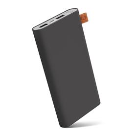 FRESH N REBEL Powerbanka 12000 mAh, 3,1 A (max.), 2 porty, Concrete, šedá (verze 2018)