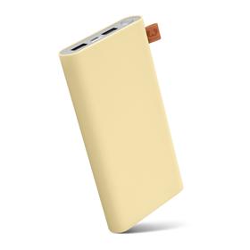 FRESH N REBEL Powerbanka 12000 mAh, 3,1 A (max.), 2 porty, Buttercup, svìtle žlutá (verze 2018)