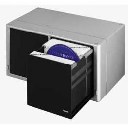 Hama plastový CD box Magic Touch 120, støíbrný - zvìtšit obrázek