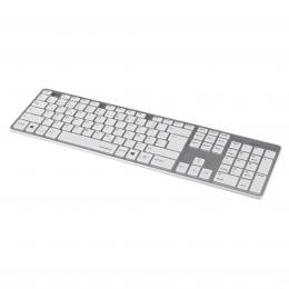 Hama klávesnice Rossano, bíla/støíbrná