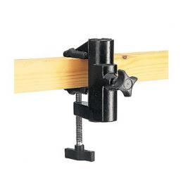 Manfrotto  349 Svorka šroubovací na desku s tlouš�kou do 55 mm pro tyè stativu o prùmìru 25-28 mm