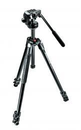 Manfrotto MK 290XTA3-2W, SET stativu 290XTRA a dvoucestné video hlavy