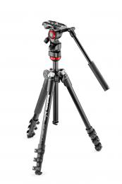 Manfrotto MVKBFR-LIVE, SET stativu Befree s video hlavou MVH400AH