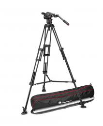 Manfrotto MVKN8TWINM, KIT VIDEO NITROTECH N8 and 546B TWIN MS