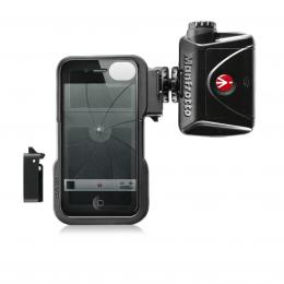 Manfrotto MKLKLYP0, KLYP iPhone case   ML240, stativový obal na iPhone 4/4S   LED svìtlo 240