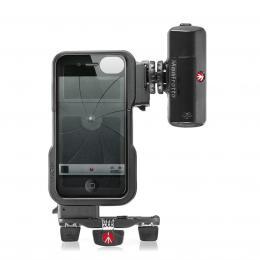 Manfrotto MKPL120KLYP0 case   ML120  POCKET, stativový obal na iPhone 4/4S   LED svìtlo 120   stativ