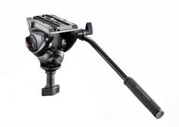 Manfrotto MVH 500A, video hlava 500 vèetnì 60mm polokoule