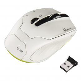 Hama Milano optická bezdrátová myš, bílá