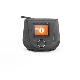 Hama digitální a internetové rádio DIR3200SBT, FM/DAB/DAB /, Bluetooth, èerné