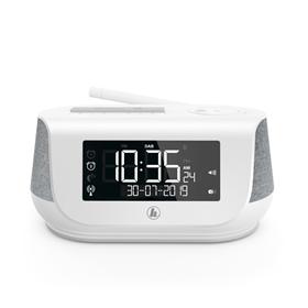 Hama digitální rádio DR36SBT, FM/DAB/DAB /Bluetooth, bílé