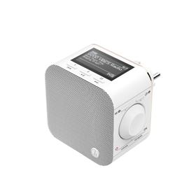 Hama digitální rádio DR40BT PlugIn, FM/DAB/DAB /Bluetooth